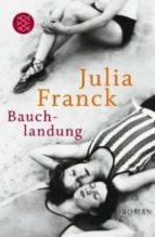 bauchlandung.-julia franck-9783596179534