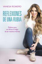 reflexiones de una rubia-vanesa romero-9788403515734