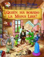 ¿quién ha robado la mona lisa? (ebook)-9788408015734