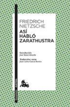 asi hablo zarathustra friedrich nietzsche 9788408176534