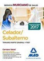 celador/subalterno del servicio murciano de salud. temario parte general y test-9788414205334