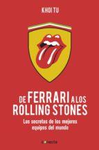 de ferrari a los rolling stones (ebook) khoi tu 9788415431534