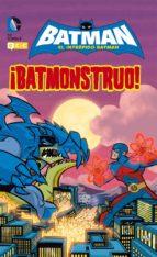 el intrepido batman: ¡batmonstruo!-landry walker-9788415628934