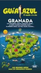 granada 2015 (guia azul) 9788416137534
