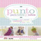 (pe) punto para bebes y niños-9788416138234