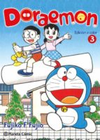 doraemon color 3/6 fujio f. fujiko 9788416244034