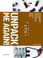 unpack me again! - packaging creativo-wang shaoqiang-9788416504534