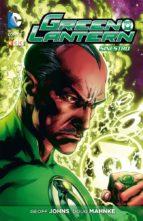 green lantern: sinestro geoff johns 9788416660834