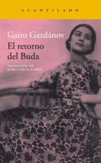 el retorno del buda-gaito gazdanov-9788416748334