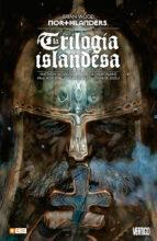 northlanders: la trilogía islandesa brian wood 9788416840434