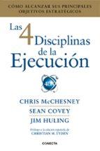 las 4 disciplinas de la ejecución 9788416883134