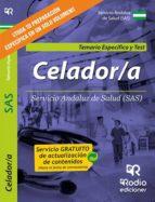 celador/a del sas. temario específico y test-9788416963034