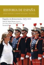 españa en democracia, 1975-2011 (ebook)-xose m. nuñez seixas-lina galvez-muñoz-javier muñoz soro-9788417067434