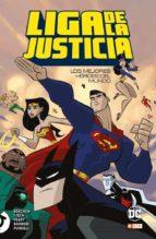 liga de la justicia: los mejores héroes del mundo-sholly fisch-adam beechen-9788417243234