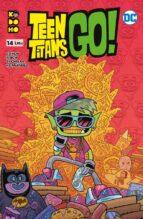 teen titans go! núm. 14-sholly fisch-9788417441234