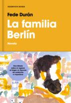 la familia berlín fede duran 9788417511234