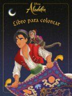 aladdin. libro para colorear 9788417529734