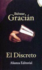 el discreto baltasar gracian 9788420608334