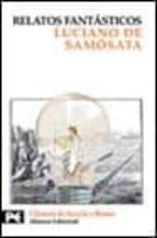 relatos fantasticos-luciano de samosata-9788420636634