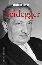 heidegger-arturo leyte coello-9788420690834