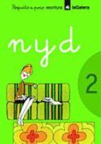 poquito a poco cuaderno 2 (escritura n,y,d)-pere prats sobrepere-9788424628734