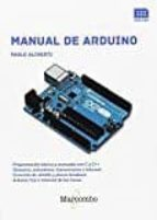 el manual de arduino paolo aliverti 9788426723734