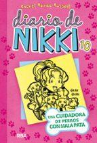diario de nikki 10: una cuidadora de perros con mala pata-rachel renee russell-9788427210134