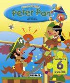 peter pan (con 6 puzzles) jordi (il.) busquets 9788430541034