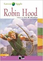 robin hood (incluye cd rom) sally stockton 9788431677534