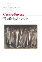 el oficio de vivir cesare pavese 9788432219634