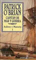 capitán de mar y guerra patrick o´brian 9788435019934