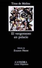 el vergonzoso en palacio (8ª ed.) tirso de molina 9788437600734