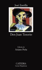 don juan tenorio (14ª ed.)-jose zorrilla-9788437602134
