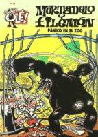mortadelo y filemon: panico en el zoo (ole nº54) francisco ibañez 9788440643834