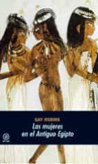 las mujeres en el antiguo egipto-gay robins-9788446005834
