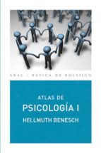 atlas de psicologia (vol. i) hellmuth benesch 9788446030034