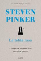 la tabla rasa steven pinker 9788449334634