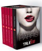 caja trueblood (5 libros)-charlaine harris-9788466318334
