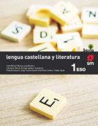 lengua castellana y literatura 1º eso savia 9788467575934