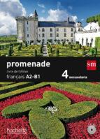 francés a2 b1 promenade 4º eso ed 2015 9788467578034