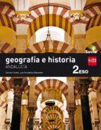 geografía e historia 2º eso savia andalucía-9788467586534