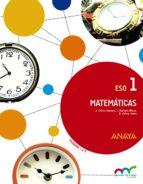 matemáticas 1º eso 9788467850734