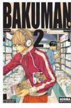 bakuman vol. 2 (4ª ed.) tsugumi ohba takeshi obata 9788467903034