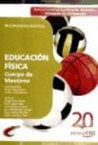 cuerpo de maestros. educacion fisica. programacion didactica 9788468103334