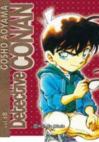 detective conan nº 18 gosho aoyama 9788468480534