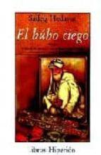 el buho ciego-sadeq hedayat-9788475173634