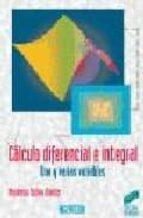 calculo diferencial e integral. una y varias variables mariano soler dorda 9788477385134