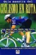 guia maestra del ciclismo en ruta-ed pavelka-9788479022334