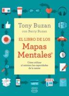 el libro de los mapas mentales tony buzan 9788479539634