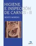 higiene e inspeccion de carnes (t. ii)-benito moreno-9788479785734